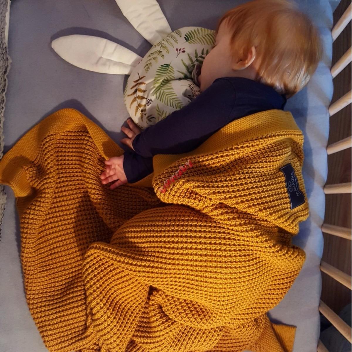 Kinder Decke Bambus Baumwolle Verschiedene Farbe Banaby De
