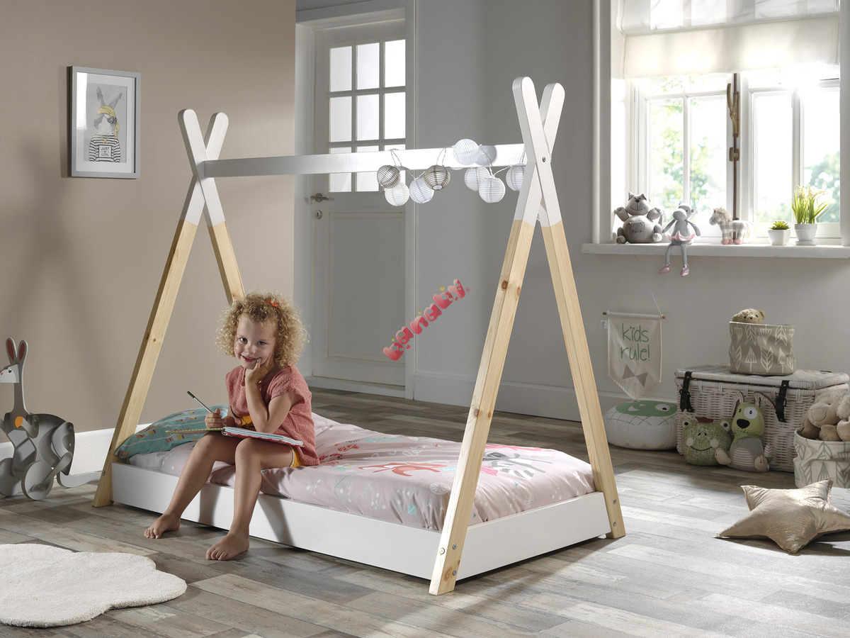 Kinder Bett Tipi Kids