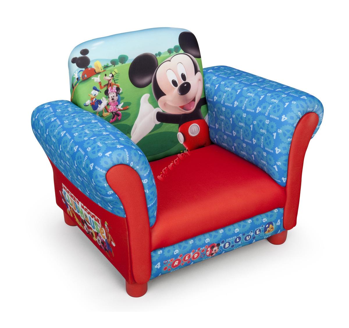 Kindersessel Disney Mickey Maus banaby