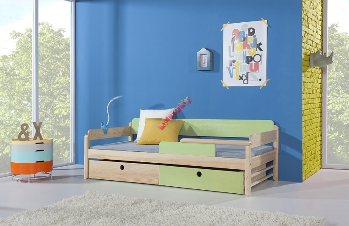 kinderbett natu. Black Bedroom Furniture Sets. Home Design Ideas