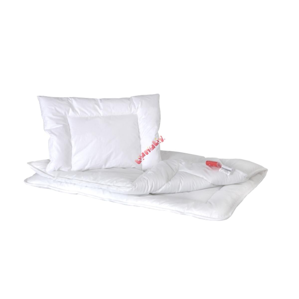 polsterung bettbezug dacron 95 c 100x135 40x60 cm. Black Bedroom Furniture Sets. Home Design Ideas
