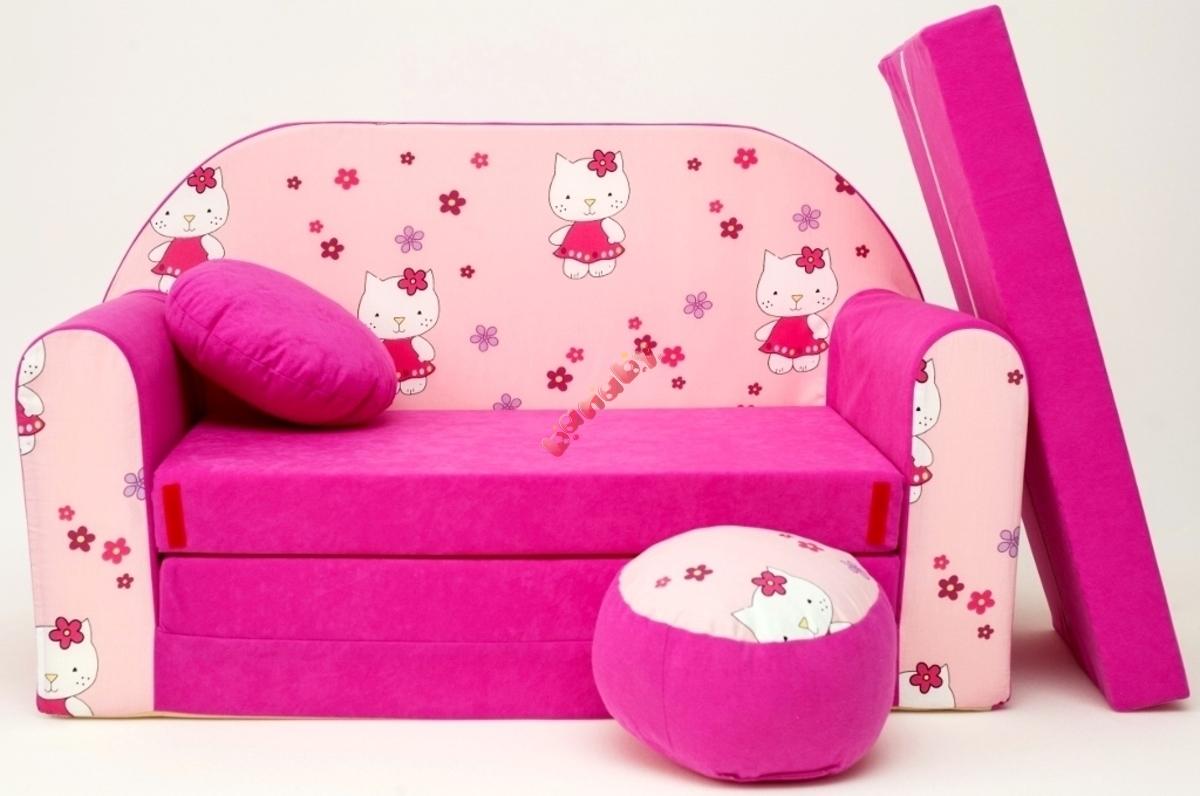 Kindersofa Hello Kitty banaby