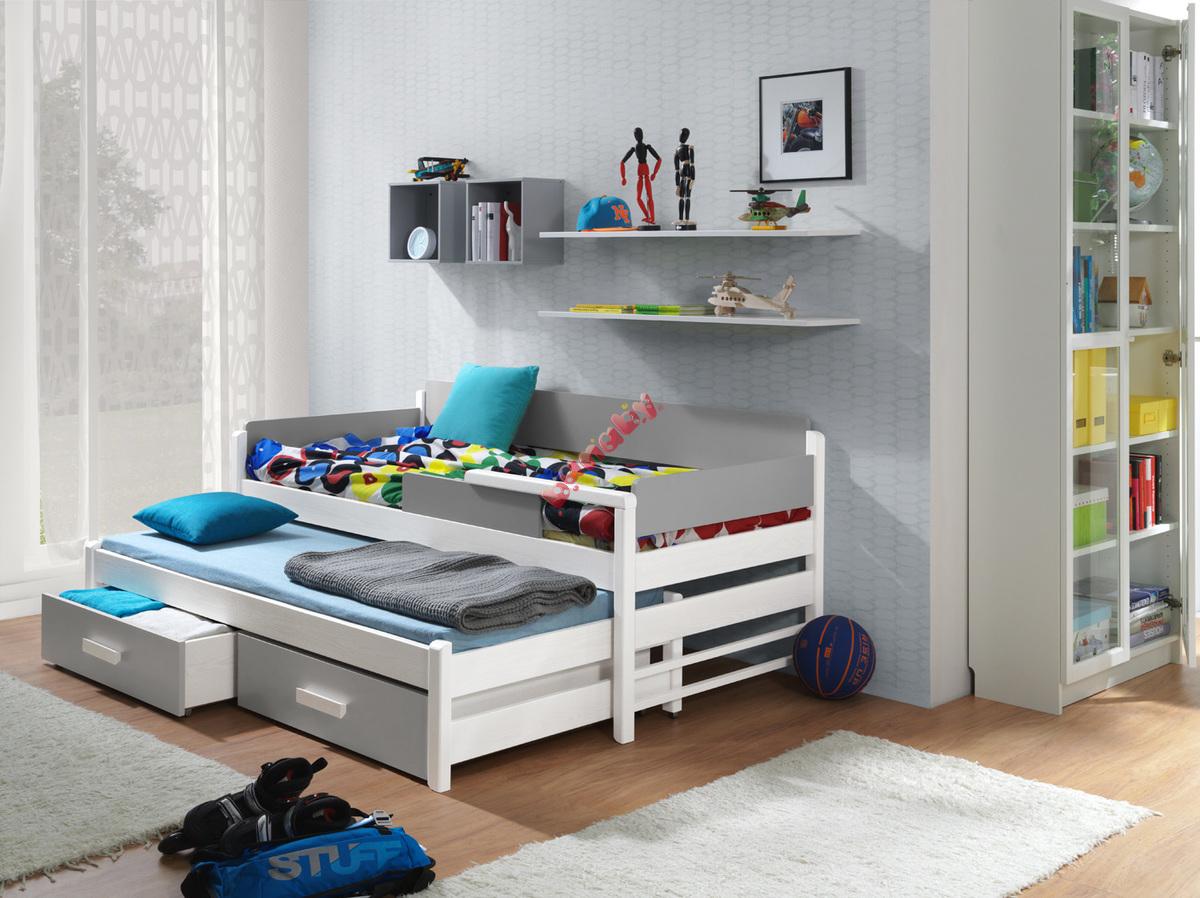 Ourbaby Kinder Bett mit bett Dois - banaby.de