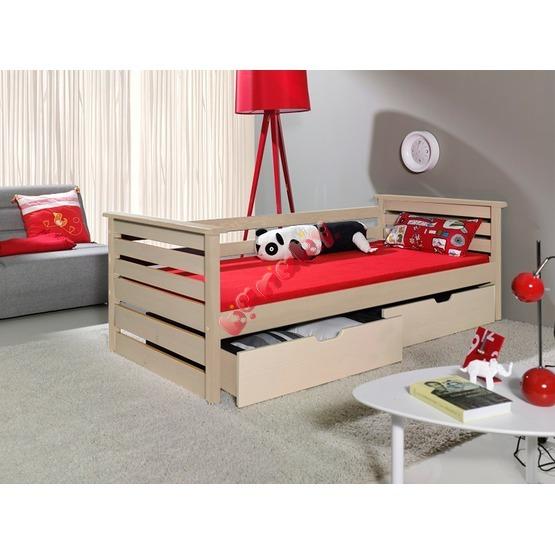 kindebett single. Black Bedroom Furniture Sets. Home Design Ideas