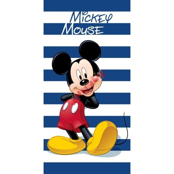 Kinderbadetuch Mickey Maus