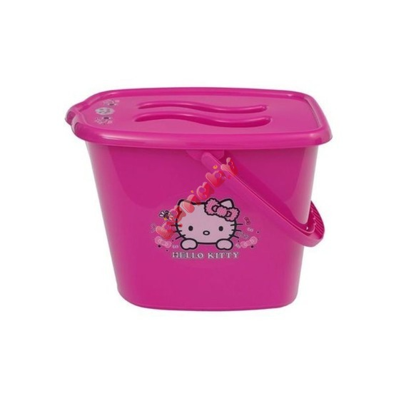 Windeleimer HELLO KITTY - Pink