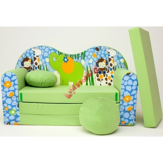 Kindersofa Jungle I