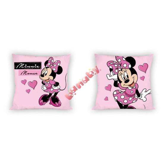 Kissenbezug 40x40 - Minnie Mouse - pink