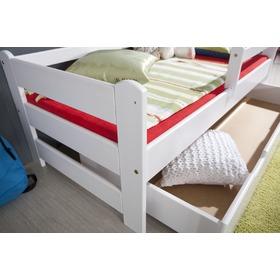 kinderbetten mit gel nder. Black Bedroom Furniture Sets. Home Design Ideas