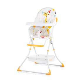 CHIPOLINO Kinder Essen- Babystuhl Maggy - orange