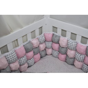 Cushion  Kinderbetten rosa, Studio Kit