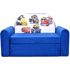 Kinder Sofa TIMI JUNIOR Cars