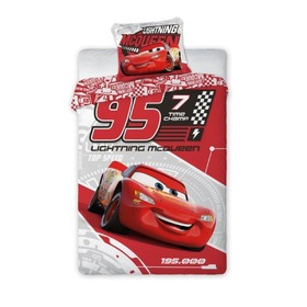 Kinder Bettbezug Cars 3
