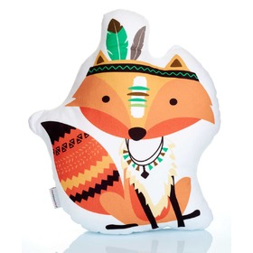 Kissen FUCHS-INDIANER, Mint Kitten