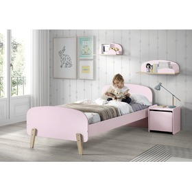 Kinderbett Kiddy - Rosa