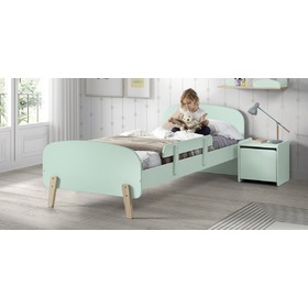 Kinderbett Kiddy - Minze, VIPACK FURNITURE