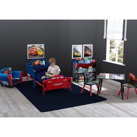 Kinder Bett Cars Toddler 2, Delta