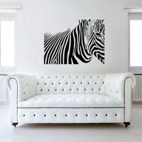 Dekoration ZEBRA, Housedecor
