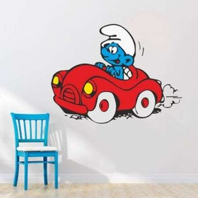 Dekoration smurf, Housedecor, Smurfs