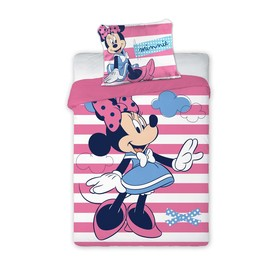 Kinder Bettbezug Minnie Mouse 102, Faro, Minnie Mouse