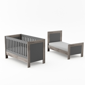 Kinder Kinderbett Manhattan - grey, Timoore