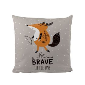 Herr. Little Fox Pillow Brave Fuchs, Mr. Little Fox