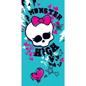 Kinder Badetuch Monster High II, Faro, Monster High