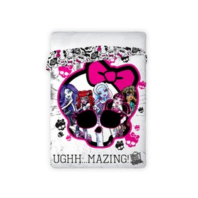 Kinder Tagesdecke Monster High I, Faro