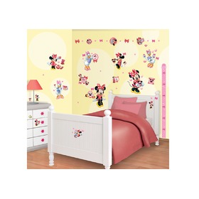 Aufkleber Disney Minnie Mouse