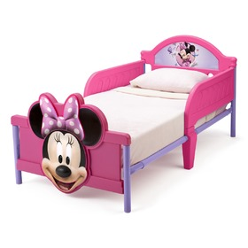 Kinderbett MINNIE MAUS 2