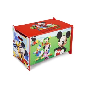 Kinder- Holztruhe Mickey Maus, Delta, Mickey Mouse