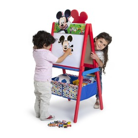 Kindertafel Mickey Mouse, Delta, Mickey Mouse