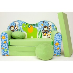 Kindersofa Jungle I, Welox