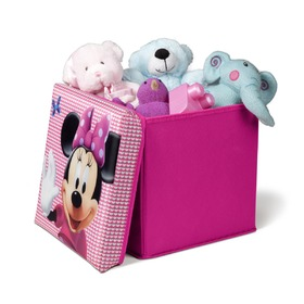 KinderHocker mit Stauraum Minnie Maus, Delta, Minnie Mouse