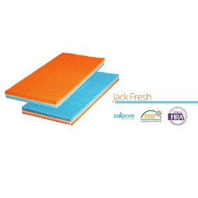 Kindermatratze Jack Fresh 180x80cm, Litdrew foam