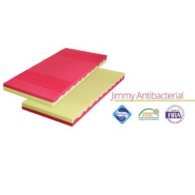 Kindermatratze Jimmy Antibacterial 180x80 cm, Litdrew foam