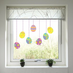 Ostern Dekoration  fenster - Kraslice, Housedecor