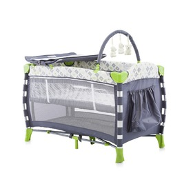 Reisebettchen CHIPOLINO Play Pen Casablanca Neo - LIME, CHIPOLINO LTD.