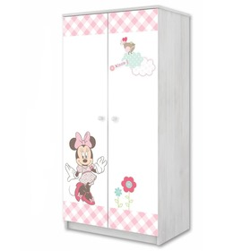 Kinder Kleiderschrank Minnie Mouse, BabyBoo, Minnie Mouse