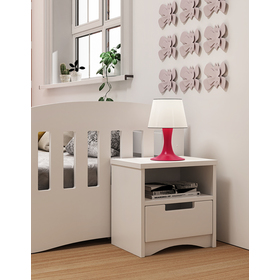 Kinder  Tisch Classic - white, All Meble