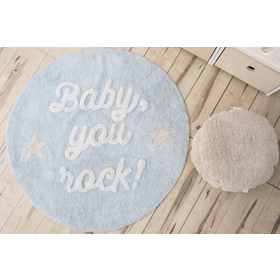 Kinderteppich BABY, YOU ROCK!, Kidsconcept