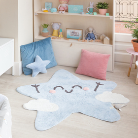 Kinderteppich HAPPY STAR, Kidsconcept