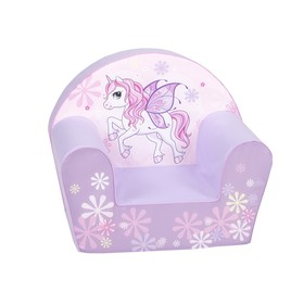 Kindersofa Magic Einhorn, Delta-trade