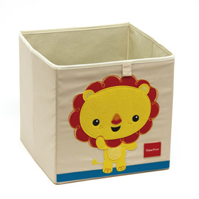 Kinder stofflich lagerung Box Fisher Price - löwe, Fisher Price