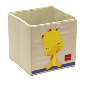 Kinder stofflich lagerung Box Fisher Price - giraffe, Fisher Price