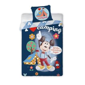 Kinder Bettbezug Mickey Mouse Camping, Faro