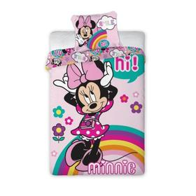 Kinder Bettbezug Minnie Mouse Hi!, Faro