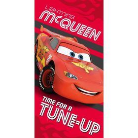 Kinder Badetuch Cars - Blitz McQueen - red, Faro, Cars