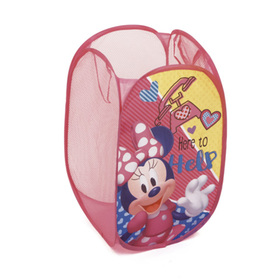 Kinder klappbar Korb  Spielzeuge Minnie Mouse, Arditex, Minnie Mouse