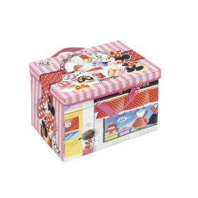 Kinder klappbar  Truhe Minnie Mouse, Arditex, Minnie Mouse